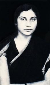 Shri Mataji_young